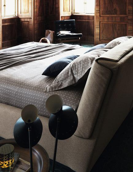 Gentleman bed by Flou | Beds