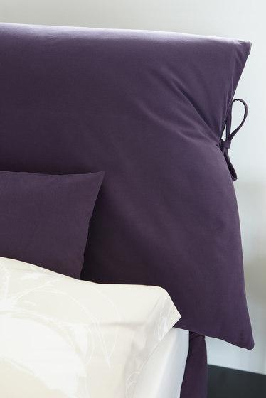 nathalie by flou bed single product. Black Bedroom Furniture Sets. Home Design Ideas