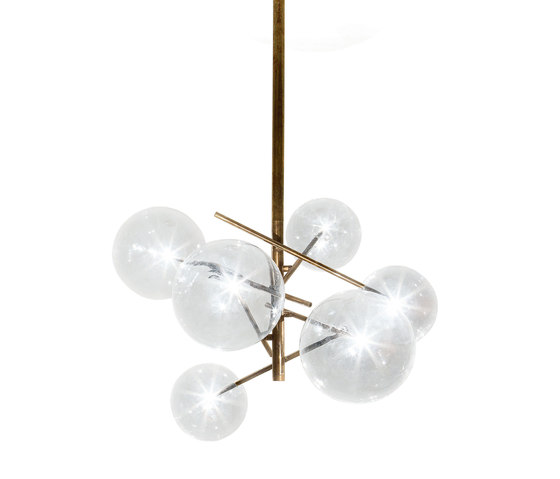 Bolle 6 by Gallotti&Radice | Suspended lights