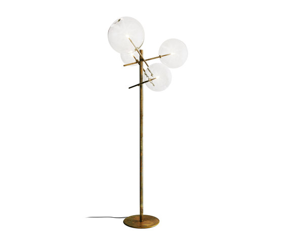 Bolle Terra by Gallotti&Radice | Free-standing lights