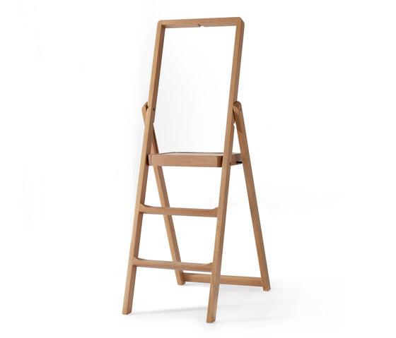 Step stepladder by Design House Stockholm | Library ladders
