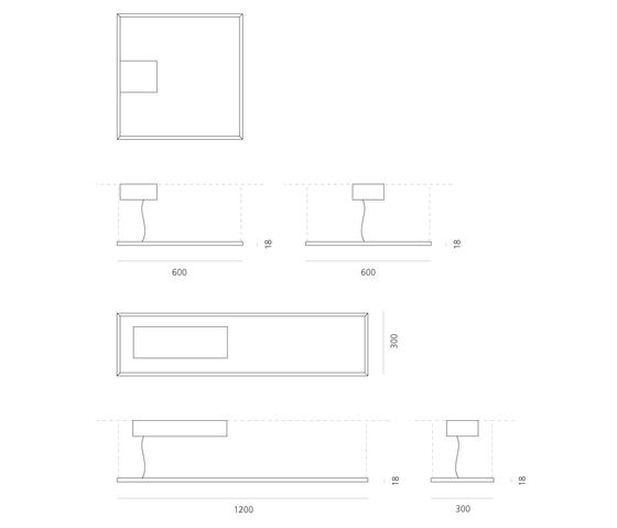 Grafa Suspension by Artemide Architectural | General lighting