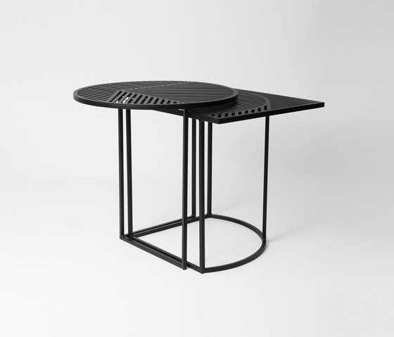 Iso | A & B de Petite Friture | Tables d'appoint