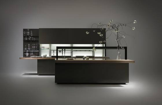Genius Loci by Valcucine   Fitted kitchens