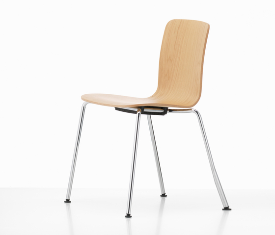 HAL Ply Tube Stackable de Vitra | Chaises