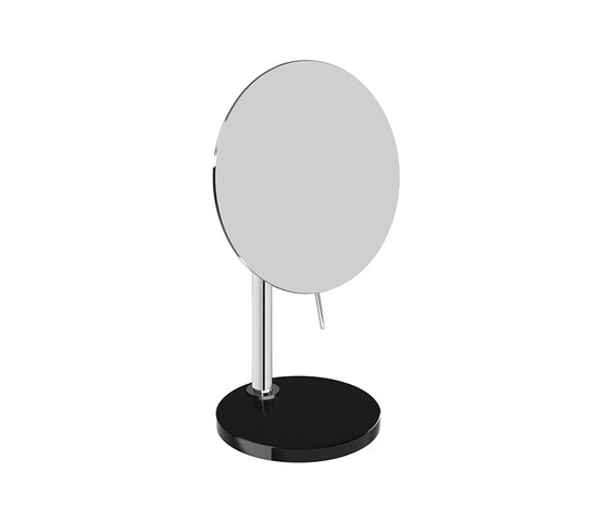Heritage Free Standing Magnifying Mirror by Pomd'Or | Bath mirrors