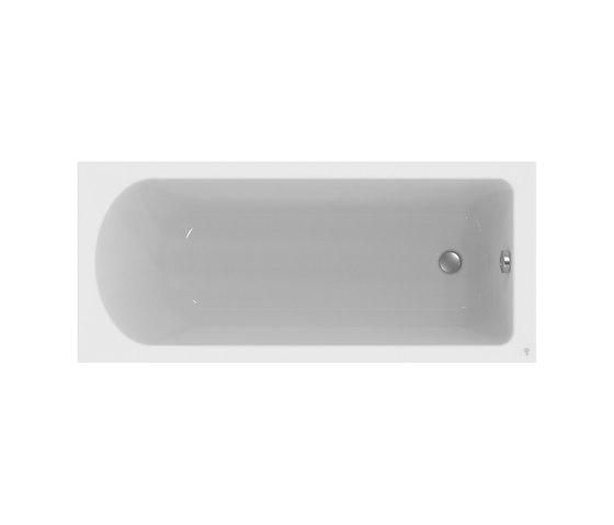hotline neu k rperform badewanne 1600 x 700mm badewannen von ideal standard architonic. Black Bedroom Furniture Sets. Home Design Ideas