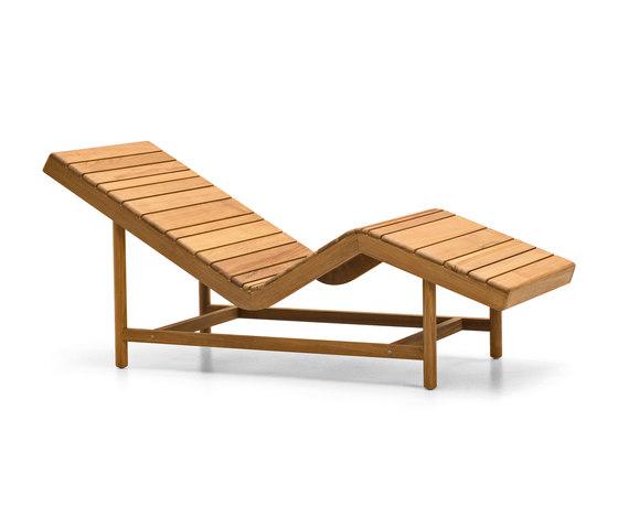 Barcode relax lounger de Varaschin | Tumbonas de jardín