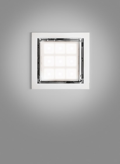 Pad 80 recessed by Artemide Architectural | Recessed ceiling lights
