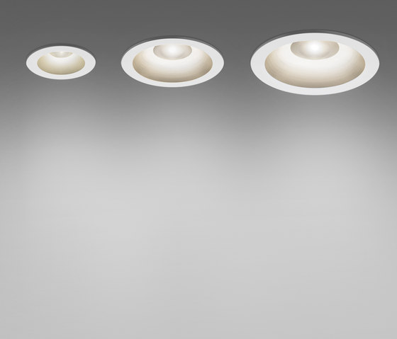 Parabola round 55 80 100 by Artemide Architectural | General lighting