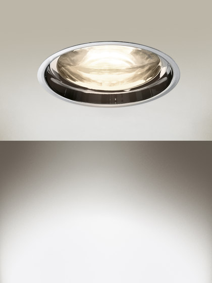 Parabola 230 by Artemide Architectural   Recessed ceiling lights