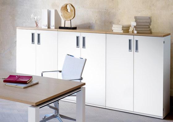 Qbix space by Hund Möbelwerke | Cabinets