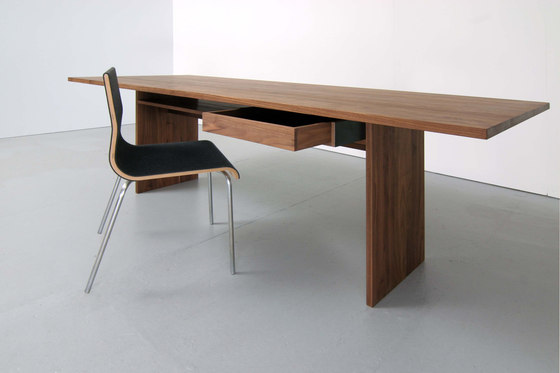 AREAL table by Sanktjohanser | Dining tables