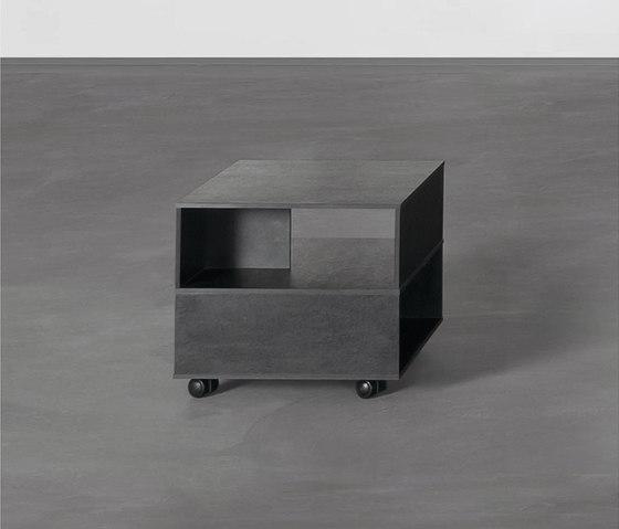 MATRIX universalmöbel de Sanktjohanser | Tables d'appoint