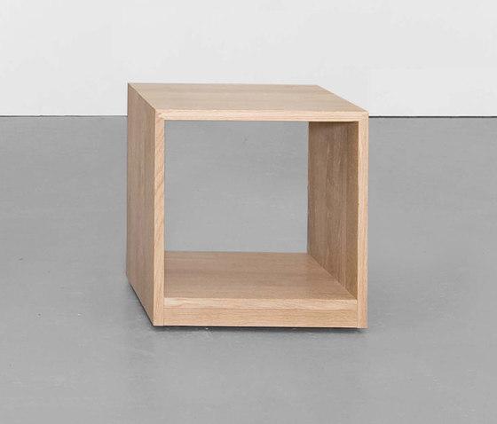 RELIKT sidetable / stool de Sanktjohanser | Tables d'appoint