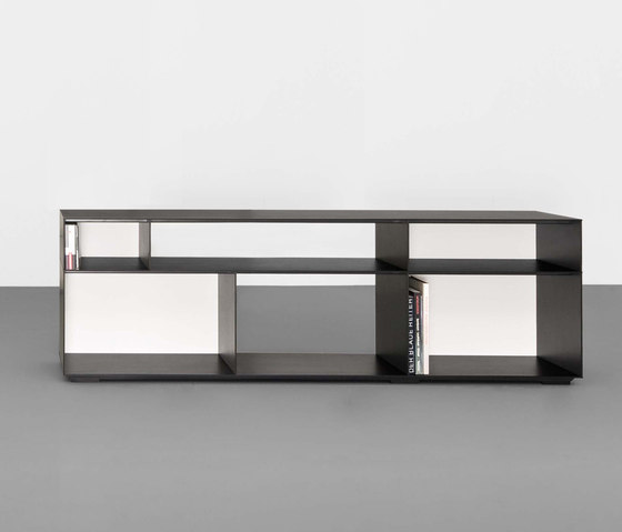 DIGITAL modular sideboard- and shelfsystem by Sanktjohanser | Shelving