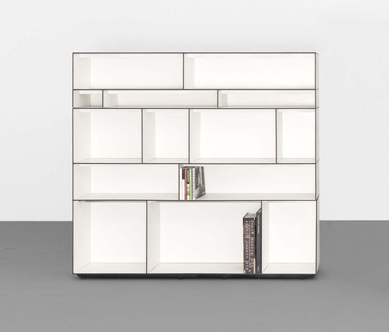 DIGITAL modular sideboard- and shelfsystem de Sanktjohanser | Étagères