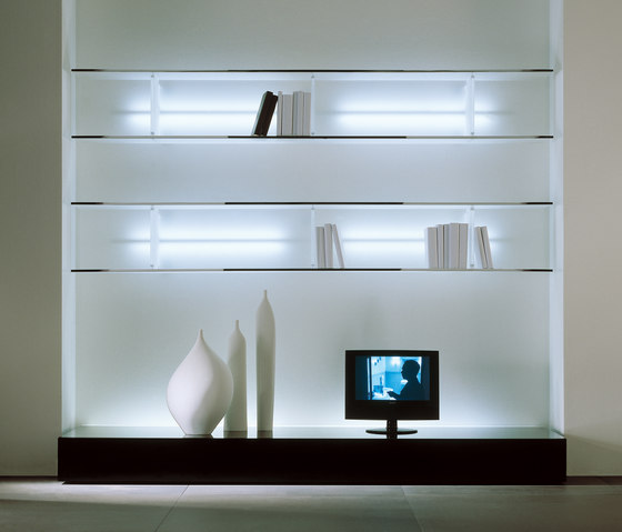 BEAM by Acerbis | Wall storage systems