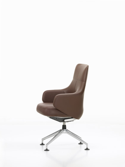 Grand Conference Lowback de Vitra | Chaises