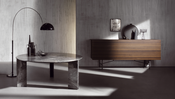 MAXWELL by Acerbis | Dining tables