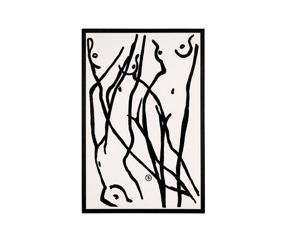 La Côte-Aux-Fées Serigrafien de Atelier Pfister | Decoración pared