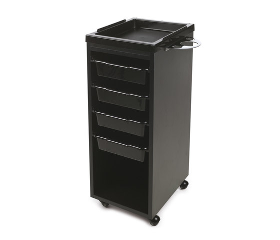 Gari I GAMMASTORE Salon Trolley by GAMMA & BROSS | Trolleys / carts