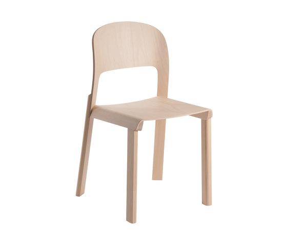 Juppa Stuhl von Atelier Pfister | Stühle
