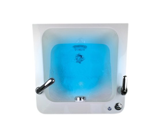 Streamline Basis Pipeless Chrome | SPALOGIC Pedicure Spa by GAMMA & BROSS | Wellness accessories