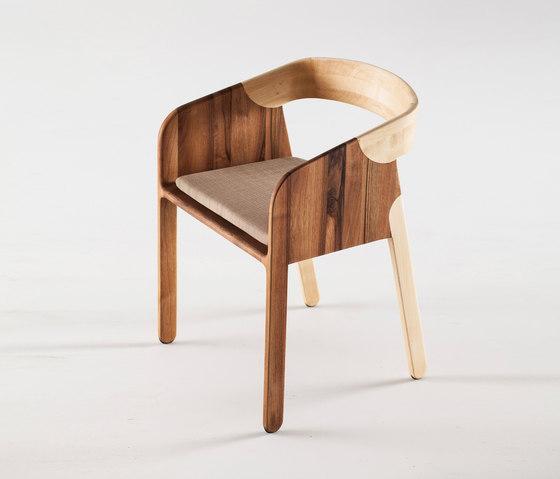 Malena Chair de Artisan | Sièges visiteurs / d'appoint