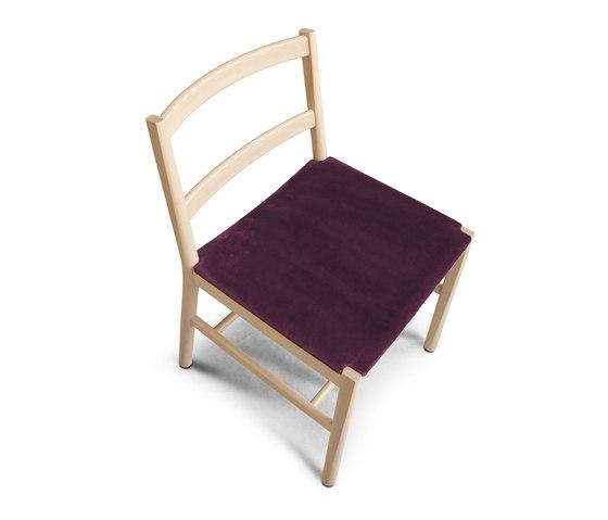 Julie Upholstered von Trabà | Besucherstühle