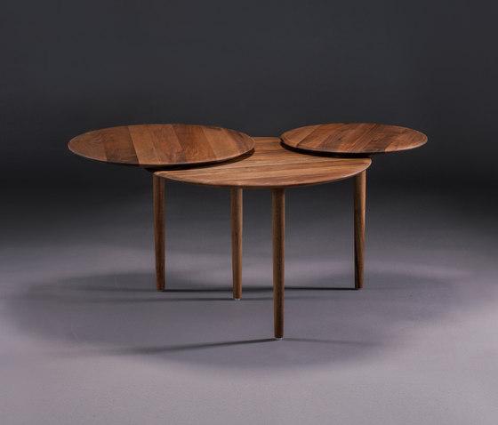 Triple Coffee Table von Artisan   Couchtische