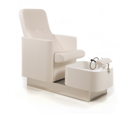 Hydrolounge | SPALOGIC Pedicure Spa Chair by GAMMA & BROSS | Pedicure task chairs