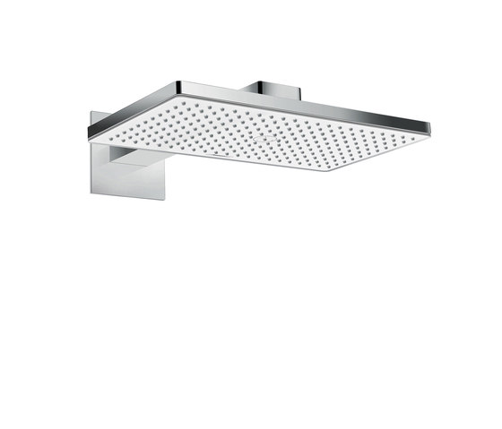 hansgrohe Rainmaker Select 460 1jet overhead shower with shower arm 460 mm by Hansgrohe | Shower controls