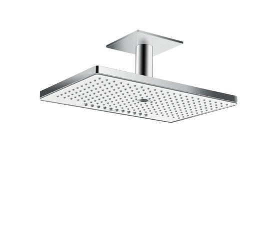 hansgrohe Rainmaker Select 460 3jet overhead shower with ceiling connector 100 mm by Hansgrohe | Shower controls