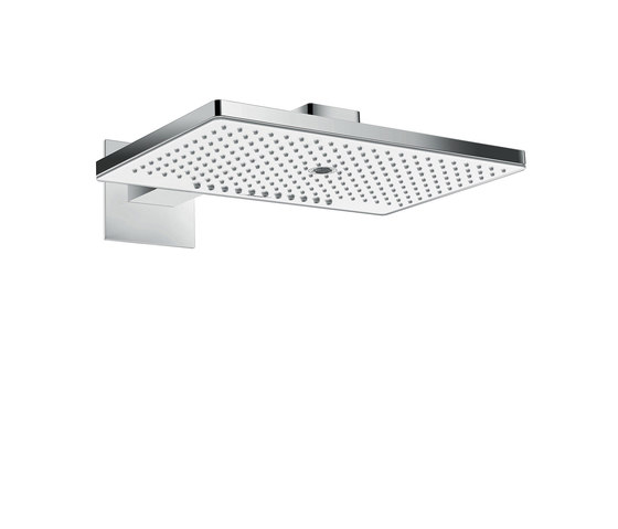 hansgrohe Rainmaker Select 460 3jet overhead shower with shower arm 460 mm by Hansgrohe | Shower controls