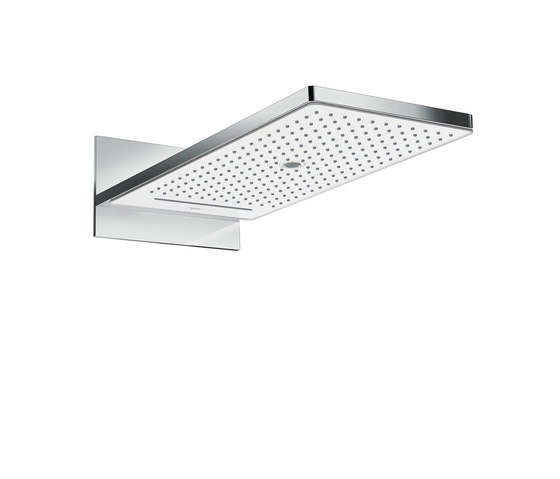 hansgrohe Rainmaker Select 580 3jet overhead shower EcoSmart 9 l/min by Hansgrohe   Shower controls