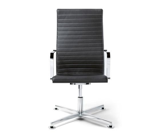 Pure Conference Chair High Backrest de Viasit | Sillas