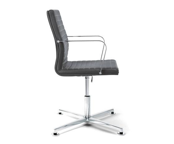 Pure Conference Chair Low Backrest de Viasit | Sillas