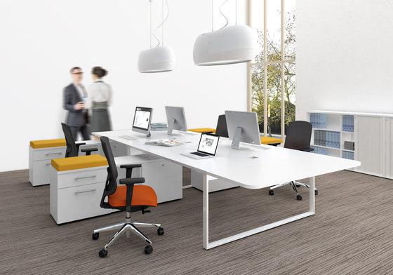 Yan Z by MDD | Desking systems