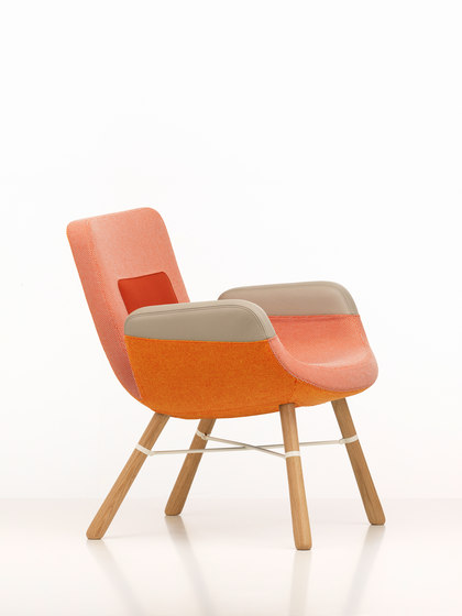 East River Chair de Vitra | Sillones lounge