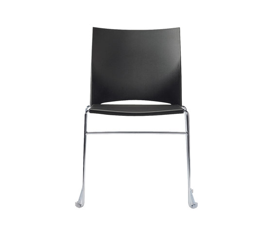 Sid Stacking chair by Viasit | Chairs