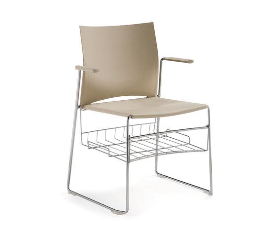 Sid Stapelstuhl von Viasit   Stühle