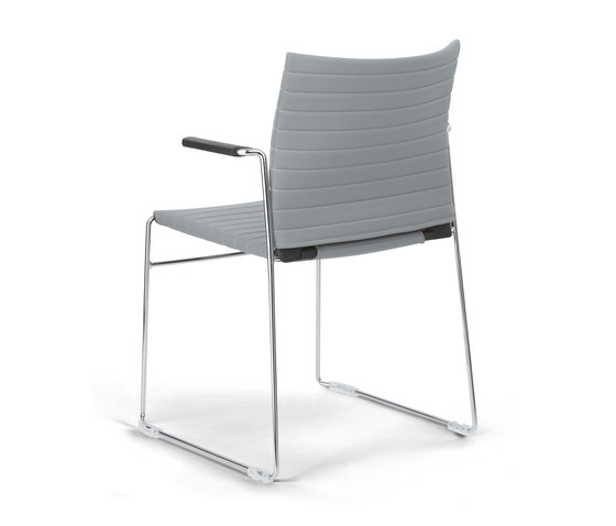 Sid Stacking chair de Viasit   Sillas
