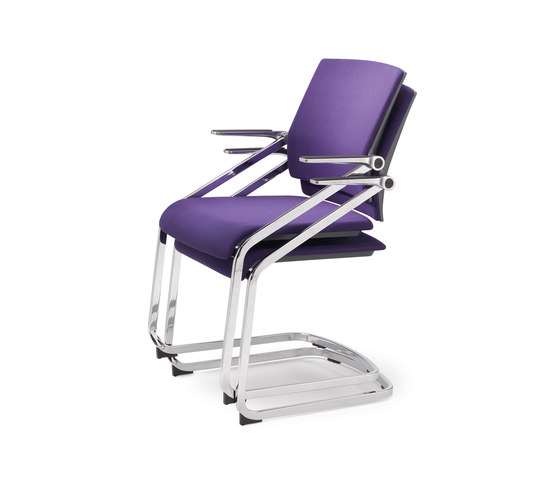 Scope Cantilever Chair de Viasit | Sillas