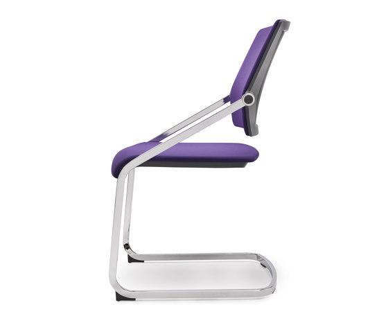 Scope Cantilever Chair de Viasit | Sillas