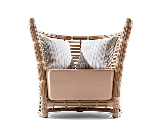 Tonkino lounge chair de Varaschin | Sillones