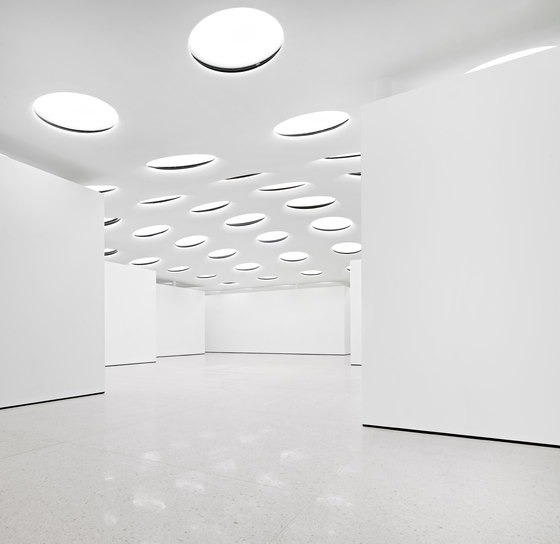 SEFAR® Architecture IA-80-CL | In-situ by Sefar | Illuminated ceiling systems
