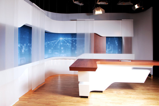 SEFAR® Architecture IL-80-OP   In-situ de Sefar   Suspensions acoustiques