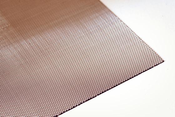 SEFAR® Architecture VISION PR 260/50 Copper by Sefar | Composite panels