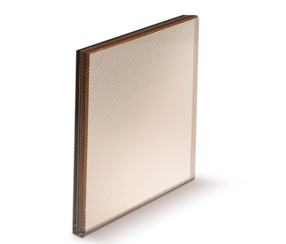 SEFAR® Architecture VISION PR 260/50 Copper by Sefar | Facade cladding